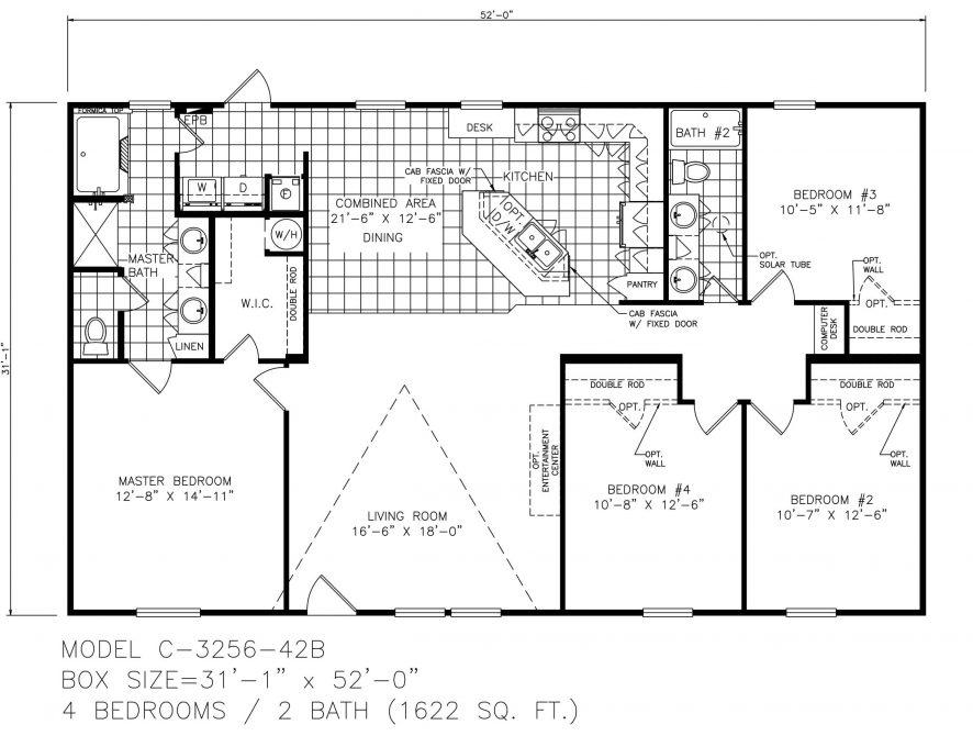 C-3256-42B-Floorplan